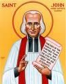 St. John Vianney-Patron Saint of Priests