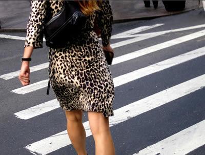 Vestido Corto de Estampado Leopardo, ¿Que zapatos usar para combinarlo?