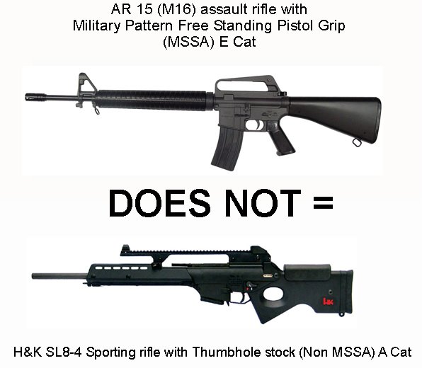 Section 2 Arms Act 1983
