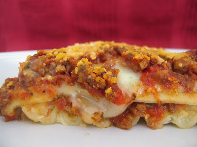 The Pioneer Woman's (and Charlie's) Favorite Lasagna Recipe ...