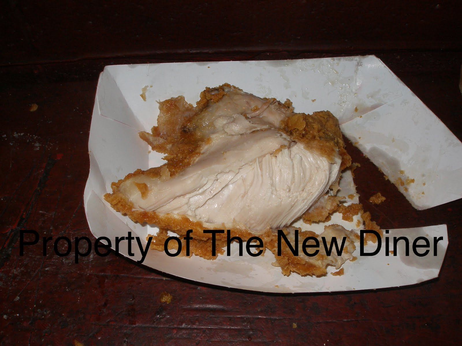 The New Diner: Jim Dandy Fried Chicken