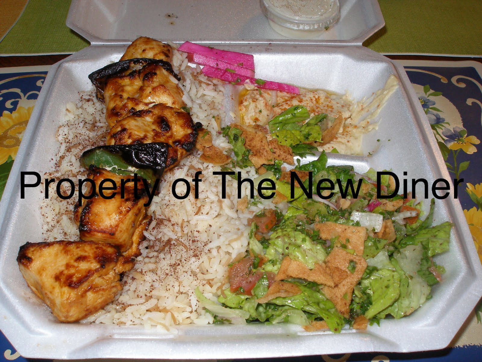 The new diner alina 39 s lebanese cuisine for Alinas lebanese cuisine