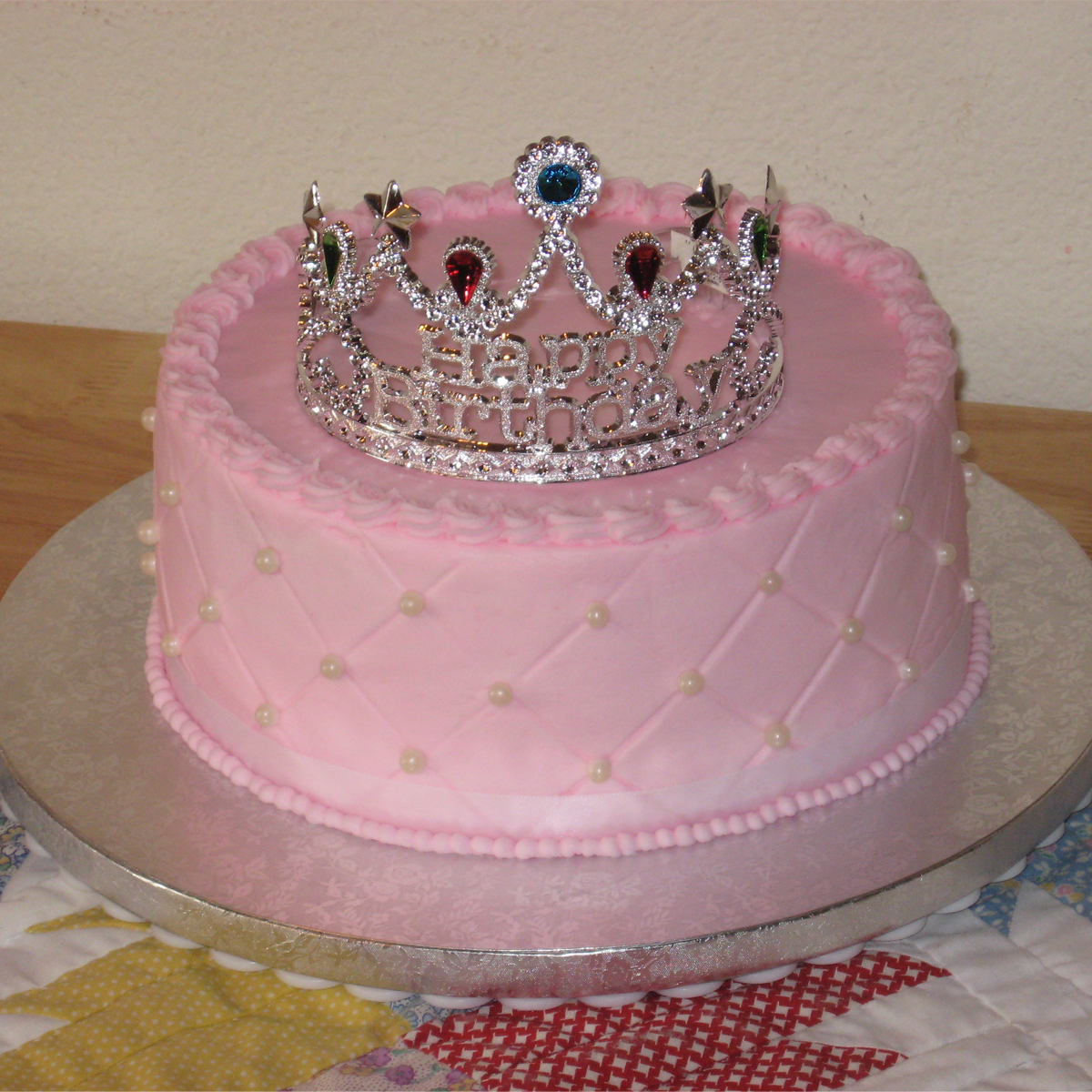 Princess Crown Cake Pictures : All Things Sweet: Princess Crown Cake