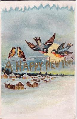 HAPPY NEW YEAR 1912