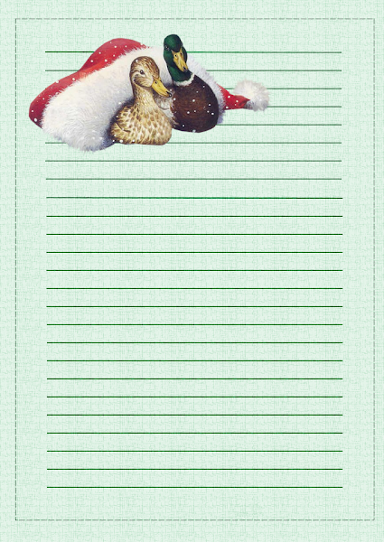Papéis de Cartas Natalinos-Click na imagem para ver todos.