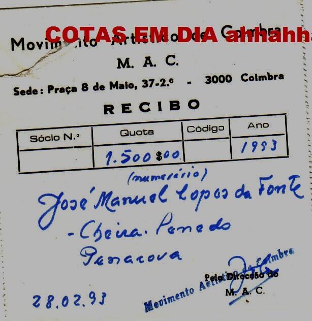 1993  COTAS