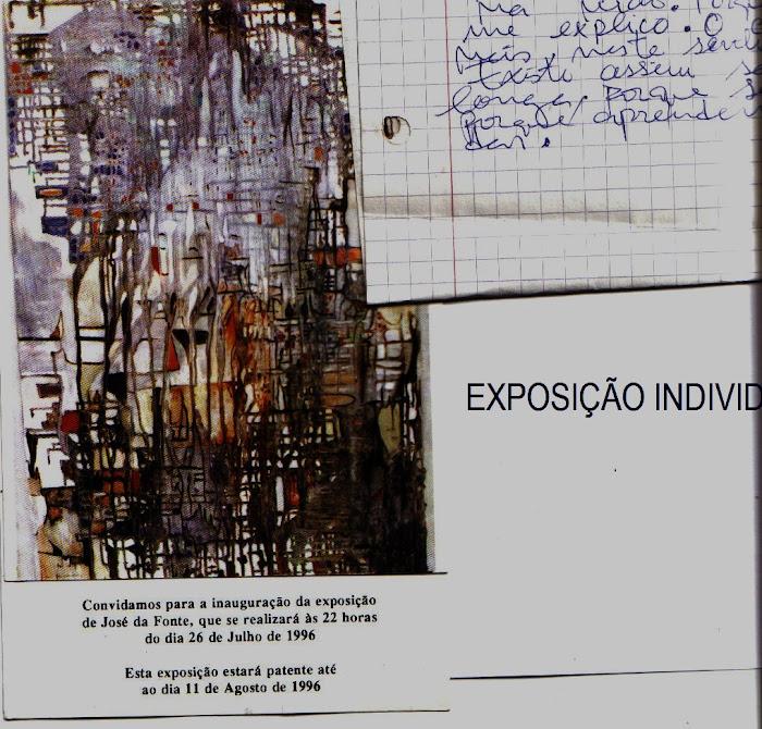 1996  CATÁLOGO Exposição em Penacova