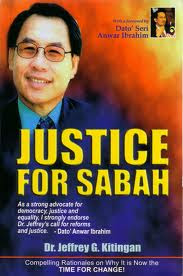 United Borneo Front (UBF) Justice for Sabah