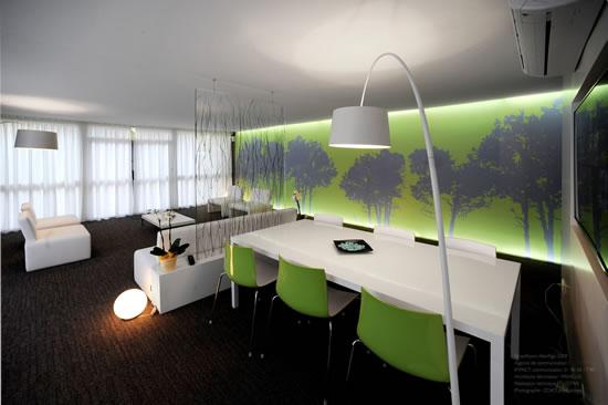 agence d 39 architecture int rieure parallel paris sylvia laquerbe et jean lou morey dans ze. Black Bedroom Furniture Sets. Home Design Ideas