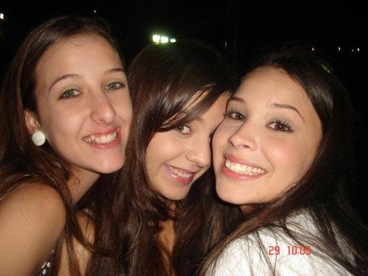 Rosangela,sheryl y rosmery