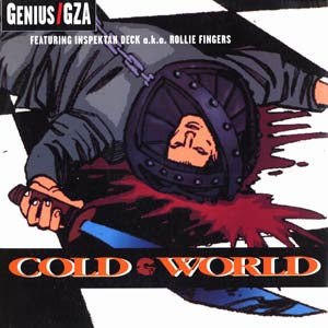 GZA - Cold War [CDS] (1995)[INFO]