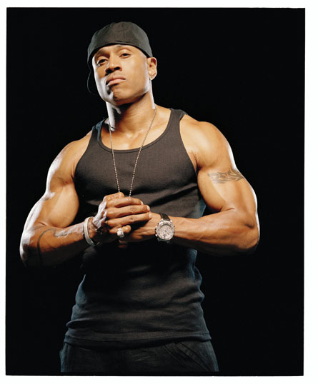 ll cool j on the mic