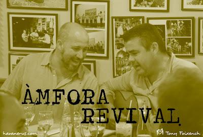 Àmfora, Xavi Jonama, Pere Molina