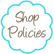 Shop Policies