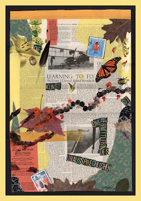 Collage Work By MUHS Students Spring 2009
