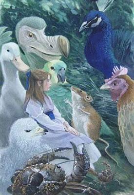 Alice in Wonderland, La course au Caucus, dodo, Malcolm Ashman