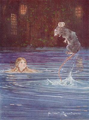 Alice la mare aux larmes Harry Rountree