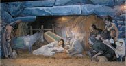 See scenes from The Nativity Story (click on pciture below)