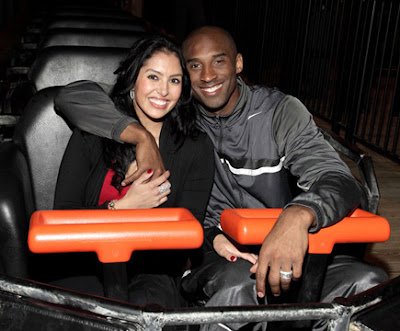 kobe bryant wife wedding ring. kobe bryant wife vanessa ring.