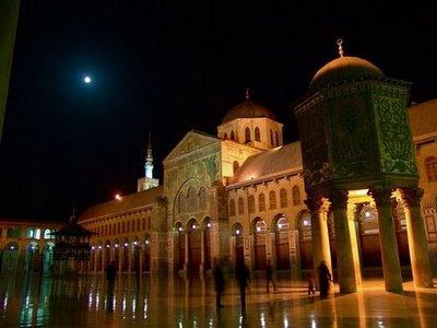 masjid omayyed