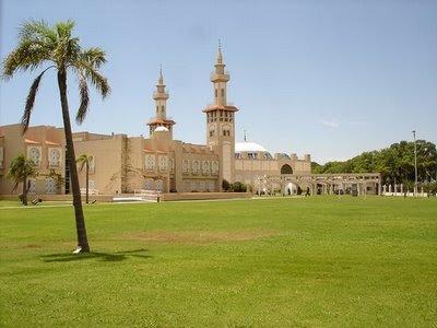 Masjid Terunik di Dunia