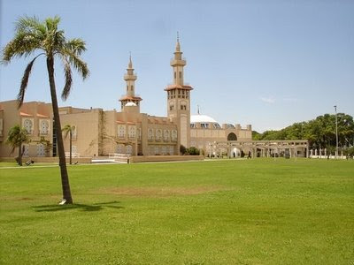 07 FOTO: Masjid masjid Unik di Dunia