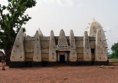 03 FOTO: Masjid masjid Unik di Dunia