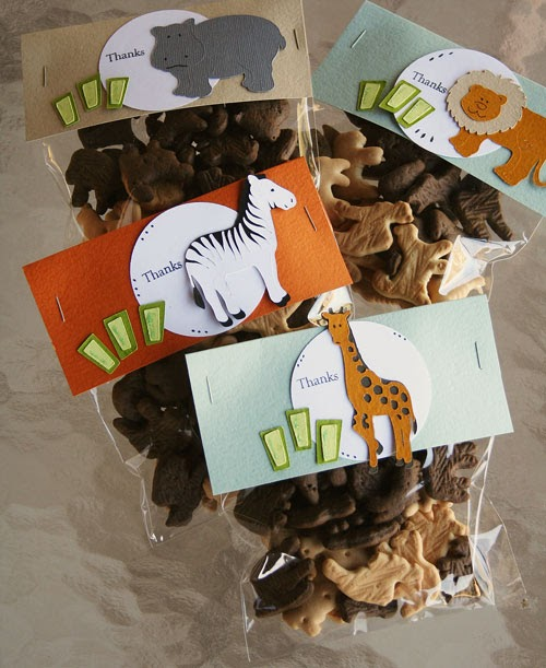A Little Time: Madagascar Themed Treat/goodie Bags