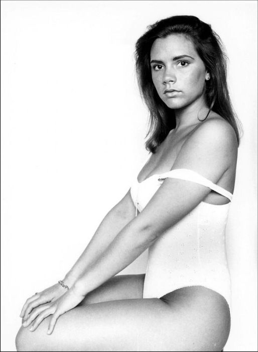 Master Pics Gallery 17 Year Old Victoria Beckham
