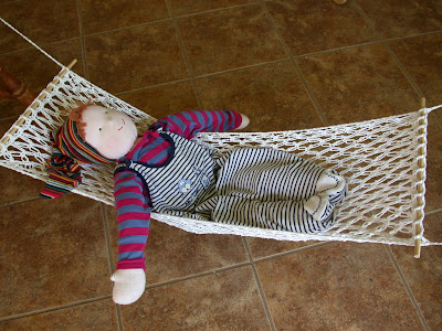 baby hammock CROCHET PATTERN.282.. BABY HAMMOCK PHOTO PROP