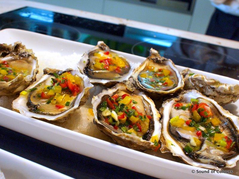 Allez cuisine flavours of the ocean for Allez cuisine indosiar