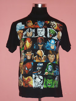 MARVEL HEROES (SOLD)