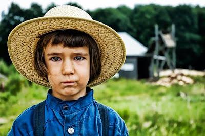 LSAT Blog Amish Kid Hat
