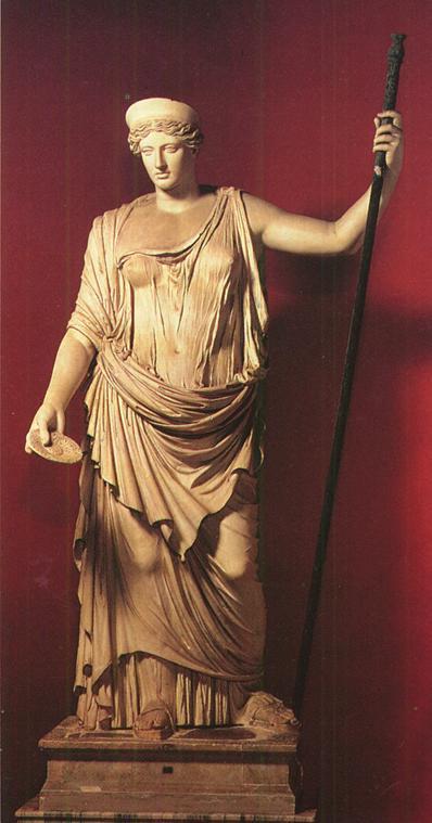 Mi super blog civilizaci n griega hera for En la mitologia griega la reina de las amazonas