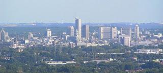 Cidades da Alemanha - Essen.