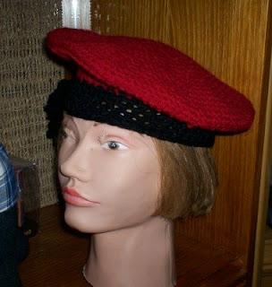 FLOPPY BERET CROCHET PATTERN | Crochet and Knitting Patterns