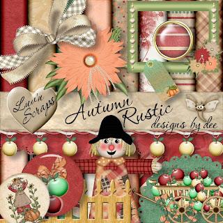 http://designsbydee.blogspot.com/2009/10/autumn-rustic-freebie-quickpage.html