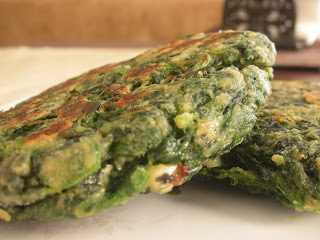 Spinach and Feta Fritters | NomzZz