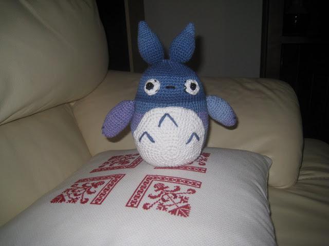 Amigurumis Totoro Patron : Amigurumi obsession patr�n totoro en espa�ol