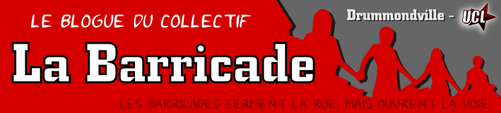 Collectif La Barricade - Drummondville