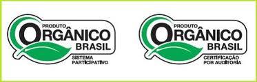 Selo oficial dos produtos orgânicos