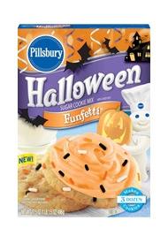 Pillsbury Funfetti Cookie Cake