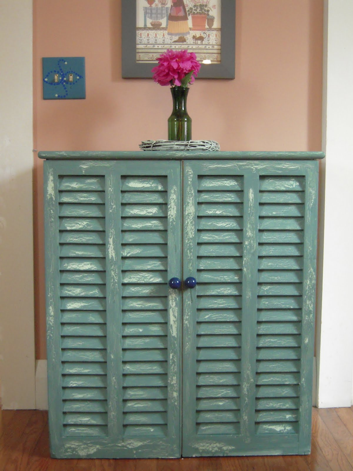 Marvelously Messy Jelly Cabinet Craft