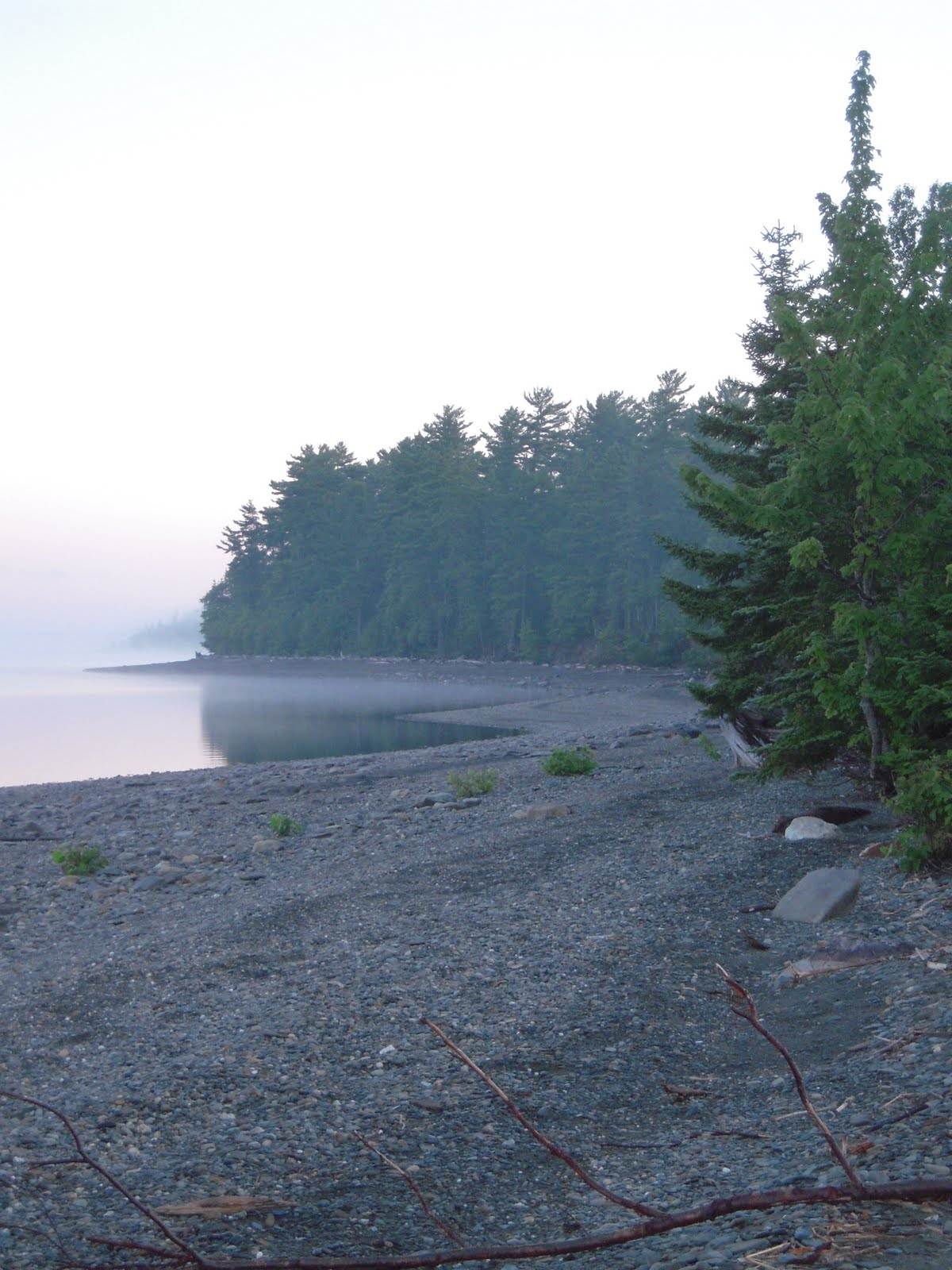 Marvelously Messy : Northern Maine Camping Trip
