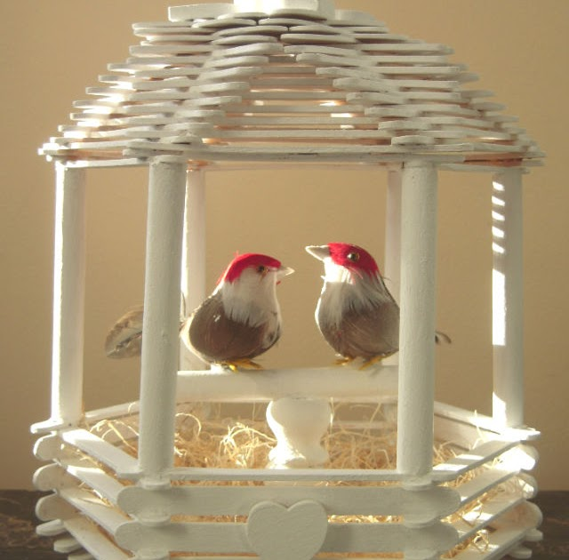 Marvelously Messy : Love Bird House