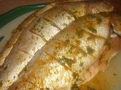 طبق سمك في الفرن على 400.jpg