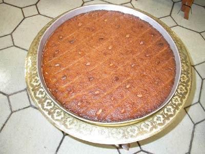 قلب اللوز حلوى جزائرية بالصور