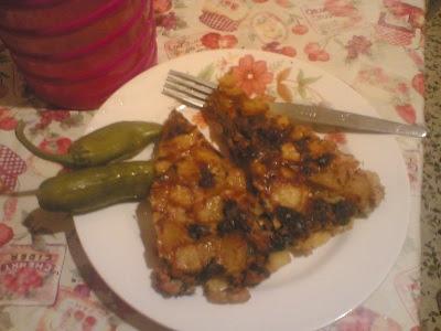 اطباق في الفرن بالبطاطس  3
