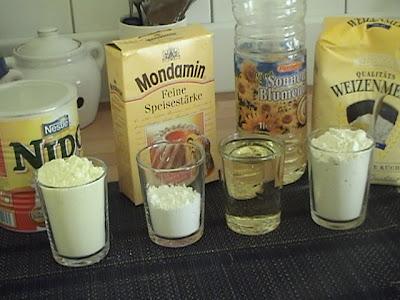 حلوي الحليب العراقيه خطوات بالصور