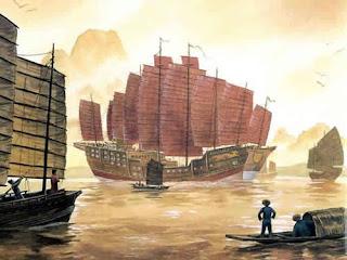 Admiral Cheng Ho Ships